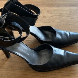 Enzo Angiolini Ankle Strap heel